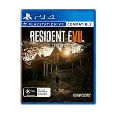 NEW Resident Evil 7 Biohazard - PS4