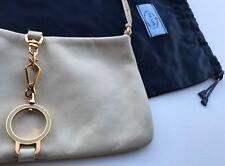 PRADA vintage borsa pochette da sera evening clutch bag