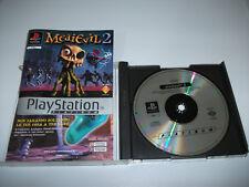 MEDIEVIL 2 PER PS1 PS2 PS3 PAL ITALIANO COMPLETO 2000 no crash tombi klonoa