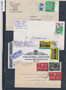 XC67085 Jamaica football soccer sports covers used