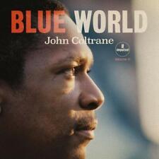 John Coltrane Blue World 1LP Vinyle 2019 Impulsions