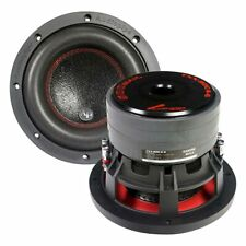 "Audiopipe 6.5"" Compsoite Cone Subwoofer Quad Stacked Magnet Woofer 250W TXXBDC46"