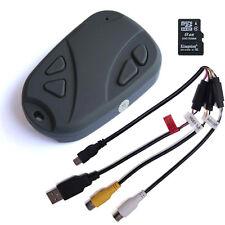 Mini DVR 808 #16 V3 -Lens A Key Chain Micro Camera HD 720P Pocket Camcorder 8GB