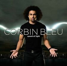 Speed of Light  by Corbin Bleu (CD, 2009, Hollywood) Great Condition! 12 Tracks