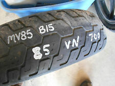 kawasaki vulcan vn750 vn700 rear back wheel rim tire mag black 700 750 85 86