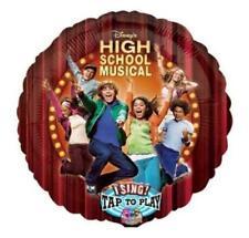 28'' High School Musical Singing Mylar Balloon Round