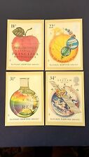 1987 SIR ISAAC NEWTON STAMPS PHQ CARDS CANCELLED WITH LONDON F.D.I. POSTMARK
