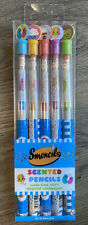 Smencils, Set of 5 Scented Graphite Pencils, #s2E