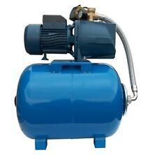 "IBO 1""Electric Water Pump JSW150 2HP +50L Pressure Vessel-Well,Mains Booster Set"