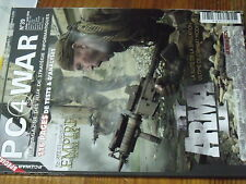 4?µ µ? Revue PC4WAR n°39 Arma II Guide de Empire Total War Strategic Command