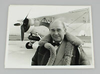 Press Release Photo The Fairey Swordfish With Lt. Cmdr Rice Stringbag Aircraft