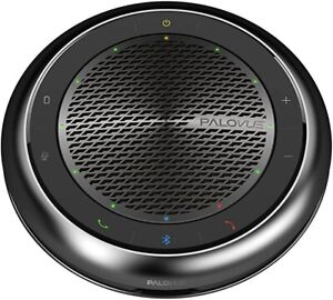 Palovue Bluetooth Speakerphone For Conference Calls  - With Noise Cancelling