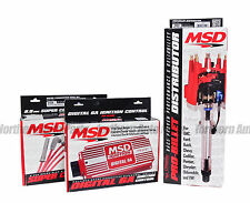 MSD 6201 85551 31239 Combination 6A box with Pro Billet Distributor and wires