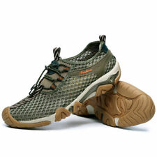 Mens New Outdoors Trekking Sports Shoes Breathable Hiking Anti-Skid Casual Shoes