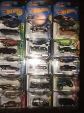 2016 Hot Wheels Super Treasure Hunt Complete Set 2
