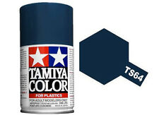 Tamiya 85064. Spray TS-64. Pintura esmalte color Mica Azul Oscuro