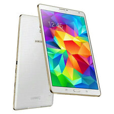 Samsung Galaxy Tab S - 16GB, Wi-Fi + 4G (Unlocked), 8.4in - Dazzling White
