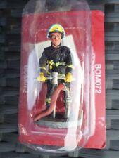 Figurine pompier tenue de feu Galway Irlande 2003, Bom 072, DEL PRADO