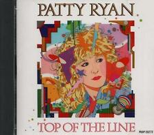PATTY RYAN Top Of The Line +1 RARE JAPAN CD P00P 20272 Eurobeat