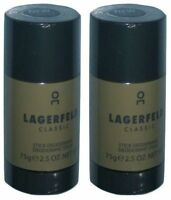 (18,66€/100g) Karl Lagerfeld Classic Deostick/Deo New Improved Formula 2x 75g