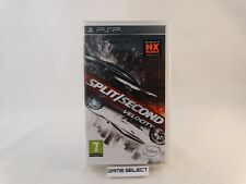 SPLIT SECOND VELOCITY SPLIT/SECOND SONY PSP PAL EU EUR ITALIANO NUOVO SIGILLATO