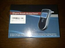 Ce RoHs Portable Easy One-button Operation Alcohol Breath Tester w/ Lcd