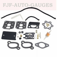 DD11 DD13 DD15 CARBURETOR KIT WITH FUEL PUMP BF BG B43M B48M Fits ONAN