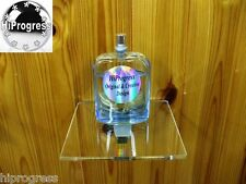 "Wall Clear Plexi-glass Square Shelf Organizer Holder Stand 8.0""X8.0"" XL Bracket"