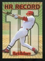 MARK MCGWIRE 1998 Topps HR RECORD 15 Card #220 St Louis Cardinals