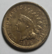 1862 Indian Head Cent 35PC