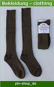 BW Bundeswehr Stiefelsocken Socken Kniestrümpfe Wintersocken oliv 39-47 lang NEU