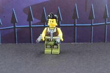 Lego Mini Figure Monster Fighters Frank Rock with 2-Sided Head from 9467