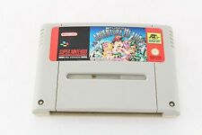 Snes Super Nintendo Adventure Island Cart Cartridge Pal Game Tested
