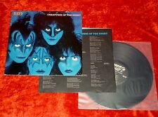 "KISS Kruise ""Creatures of the Night"" Promo LP! Signed by Micheal James Jackson!"