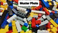 10 x LEGO® 4032 System,Baustein,braun runde 2x2 Steine flach.
