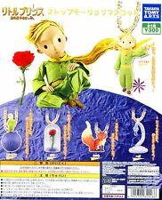 TAKARA TOMY ARTS The Little Prince Stop Motion Mascot Gacha Random Pick 1pc