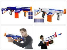 Nerf N-Strike Elite Retaliator Blaster Mega Series Kids Gun Darts Toy Rifle Game