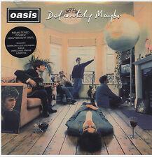 Oasis - Definitely Maybe (180 Gr 2LP Vinyl, gatefold, download) 2014 BIG BROTHER