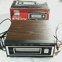 Realistic TR-169 8 Track Player Tape Deck - Pro Tech Vintage Music Electronics