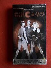 CHICAGO (VHS, 2003) RICHARD GERE,RENEE ZELLEGER, CATHERINE ZETA-JONES.NEW/SEALED