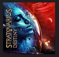 Destiny by Stratovarius (CD, Oct-2016, Ear Music)
