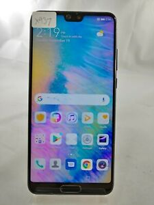 Huawei P20 C EML-L09 128GB AT&T GSM Unlocked Smartphone Cellphone Black X937