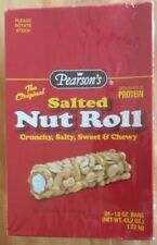 PEARSONS SALTED NUT ROLL, 24 Count, 1.8 oz Bars