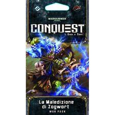 Warhammer 40000 40K Conquête, War Pack: La malédiction de Zogwort, Neuf
