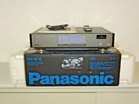 Panasonic NV-W1 Multinorm VHS-Recorder PAL / NTSC / SECAM OVP w.NEU 2J. Garantie