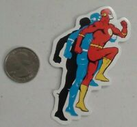 The Flash sticker dc comics skate cell laptop bumper decal
