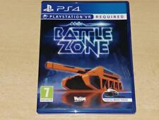 Battlezone PS4 Playstation 4 (VR Required) **FREE UK POSTAGE**