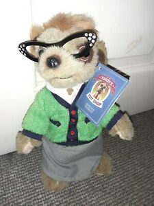 Compare the Meerkat Maiya Original Style Soft Plush Toy (Special Edition) - BNWT