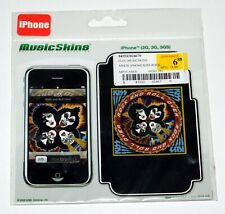 KISS Band Rock And Roll Over Apple Iphone 2G 3G 3GS Music Skin 2009 SEALED