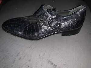 Jo Ghost mens allagator shoes
